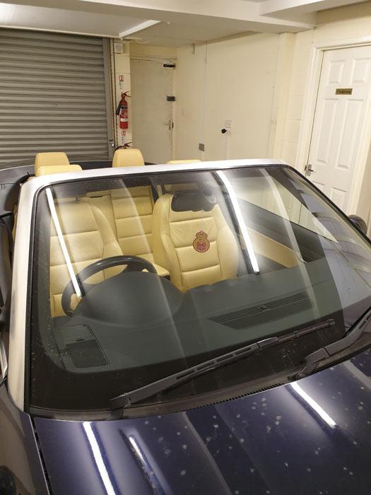 car wraps hampshire example