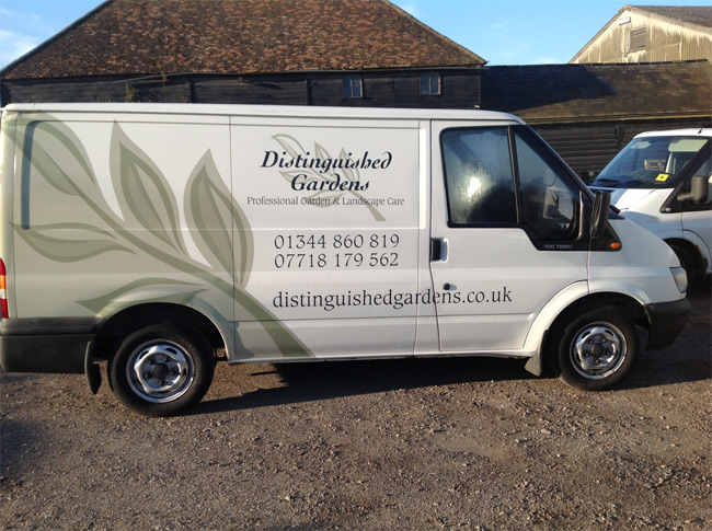 car wraps hampshire example